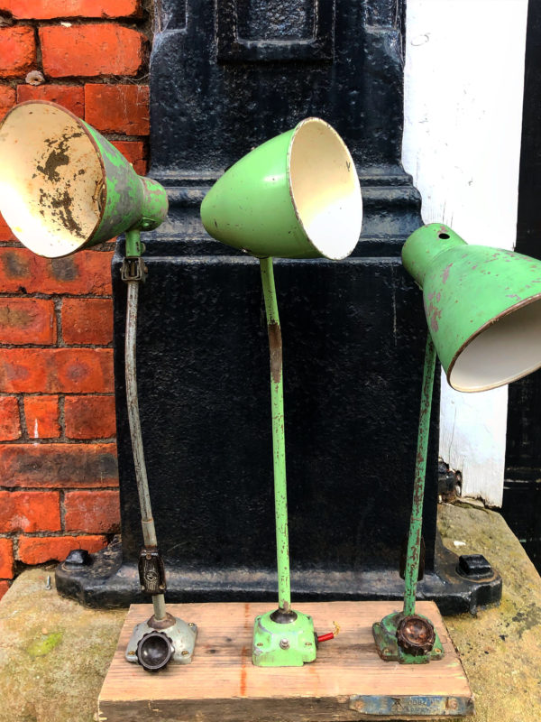 Macheanist Lamp 1